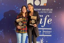 Festivalden 'çifte' ödülle döndüler